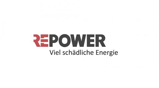 Retropower: Der Graubündner Repower gewidment