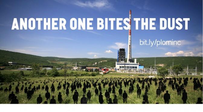 Kohlekraftwerke sterben nicht. Sie werden getötet.