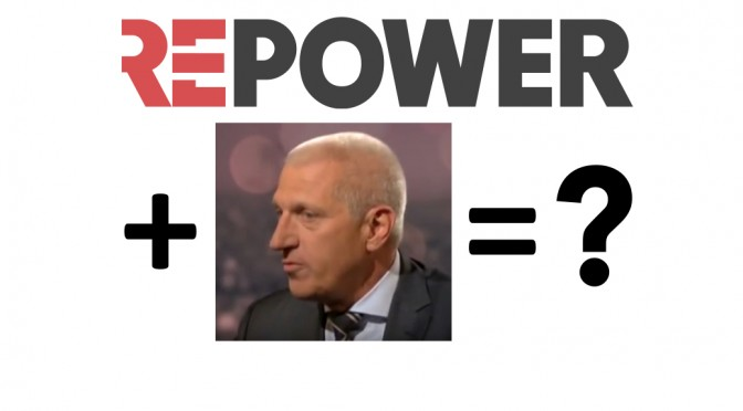Repower und Pierin Vincenz: ein grosses Fragezeichen.