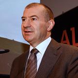 Foto von Giovanni Leonardi. Früher CEO der Alpiq und der ehemaligen ATEL.