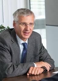 Foto von Hans Schulz, Geschäftsleiter von EGL/Axpo Trading. Verwaltungsrat der Repower.