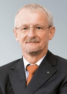 Foto von Kurt Baumgartner, CFO der Alpiq bis 2012.