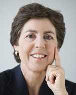 Foto der VERA-Präsidentin Kathy Riklin, CVP Zürich