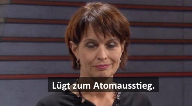 Doris Leuthard, die Lügenministerin