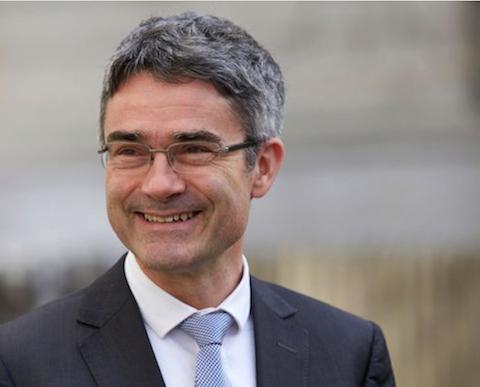 Foto von Mario Cavigelli, CVP, Regierungsrat Graubünden