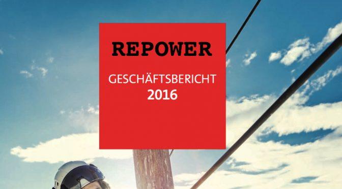 Zwiespältiges Ergebnis der Repower 2016
