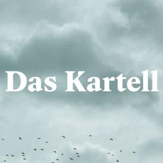 Bild mit Text «Das Kartell»